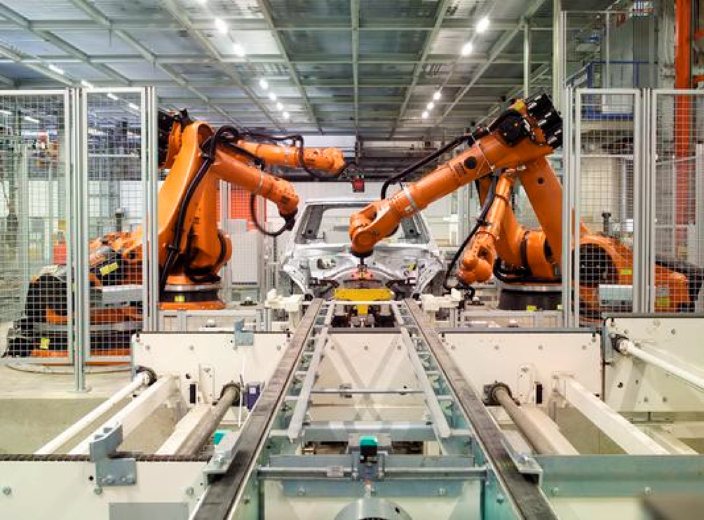 Taiwan Shows Interest In Industrial Robots Market Metal Working