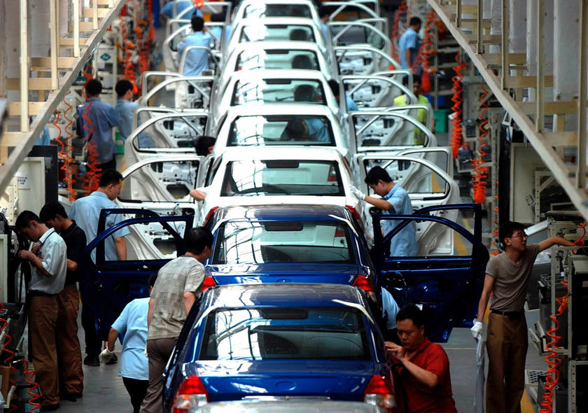 Auto industry's past and future collide in Detroit | Latest News Link