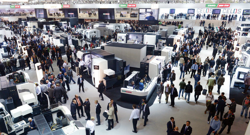 Positive Outcome For Dmg Mori At Emo 2015 Metal Working