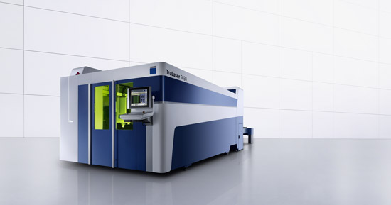 TRUMPF introduces new features in TruLaser 5030 fiber ...
