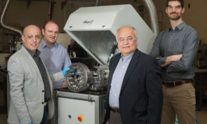A new coating to improve reliability in wind power