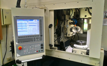 NUM and Feng Chia University develop a CNC gear hobbing machine