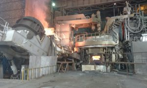 Tenova developed a new Flexible Modular Furnace for JSPL in India