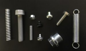 Galvanizing, zinc-nickel and zinc-lamellar treatments