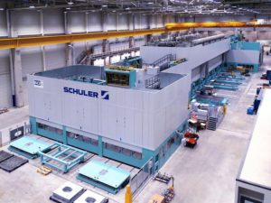 schuler-servo-press-line
