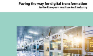 Cecimo special report on digitisation of machine tools industry