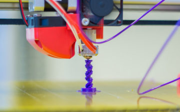 Industrial 3D printing shown live at Mecspe and Technology Hub