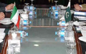 Trade delegation from Pakistan to Italy exploring business prospects