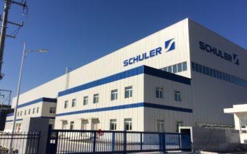 Schuler sells technology center in Tianjin to Feintool