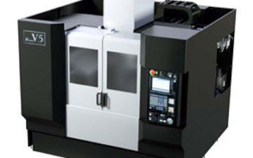 Mitsubishi Heavy Industries' new V5 Micro Milling Machine