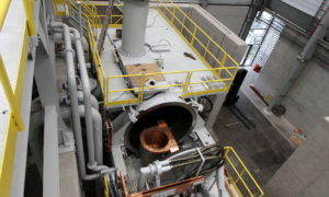 European biggest aerospace castings facility