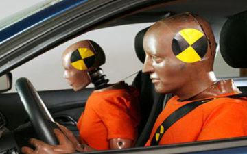 Modernizing dummy crash-test