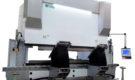 F.lli Vimercati: press brake at 300 ton, equipped with 7 axes and pneumatic clamping tools