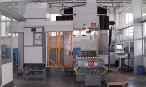 New machine tool efficiency and reliability by Elettra