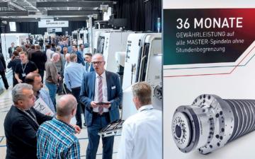 DMG MORI strengthens digitized production