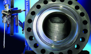 Fast, reliable and economic: High integrity TIG overlay welding of large components