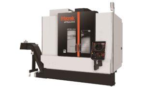 Enhanced productivity with Yamazaki Mazak's vertical machining centres