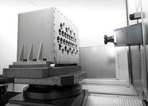 Another image of Heller machining centre.