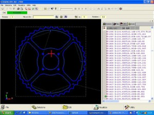 Visualization of the Pathview module developed by OSAI integrated into the WinNBI.