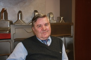 Enzo Sinigaglia, owner and founder of Steel Form Group.