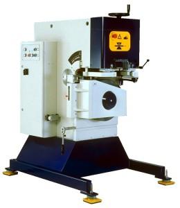 The Pullmax X97 chamfering machine proposed by F.lli Gaiani.