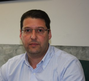 Alessio Sangalli, purchasing office manager of Nuova Stame at Sirtori (LC).