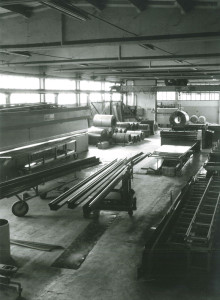 Historical factory of Revolti at Ravina di Trento (TN).