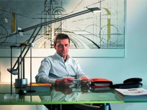 Alessandro Cini, General Manager of Aec Illuminazione Srl.