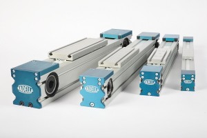 Nadella's rails and linear actuators.