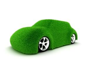 green-car-