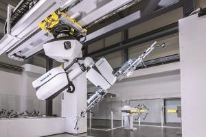 Schuler's Crossbar Robot 4.0