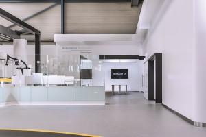 Schuler Automation TechCenter in Gemmingen