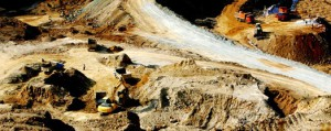Mining rare earths in the Yunnan province in southwestern China ©dpa