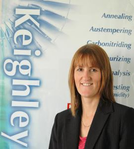 Debbie Mellor, MD Keighley Labs