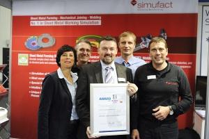 Simufact_GR_Award_EuroBlech_2014