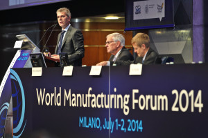 Marco Taisch, scientific chairman of World Manufacturing World