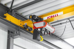 CLX chain hoist crane Konecranes