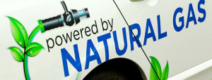 Piedmont Natural Gas' natural-gas powered vehicle
