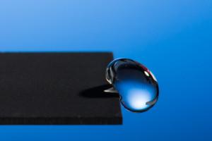 hydrophobic-metal
