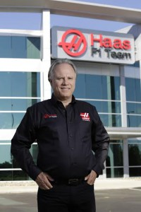 Gene Haas at Stewart-Haas Racing (Photographer: HHP/Garry Eller)