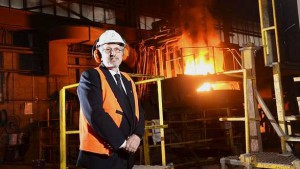 Keech Australia chief executive Herbert Hermens. Photo: Jim Aldersey.