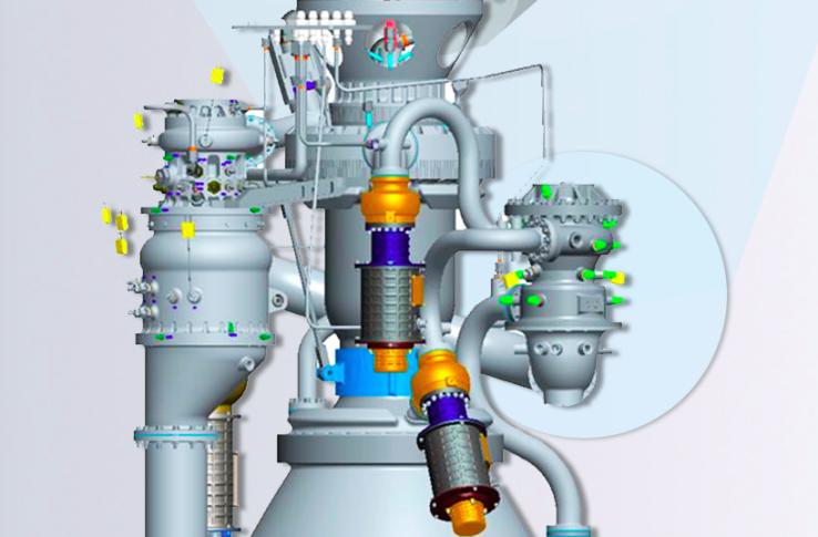A 3D-printed rocket engine turbopump tested by NASA - Metal