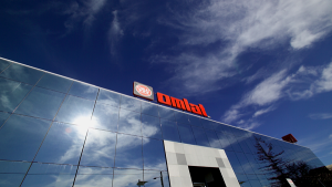 2. Omlat, headquartered at Ceresole d'Alba, in Cuneo province, is one of the primary manufacturers of Made in Italy spindles and electrospindles
