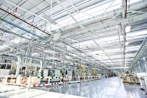 Jaguar Land Rover Engine Manufacturing Center
