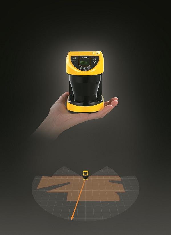 Safety Laser Scanner From Keyence Metal Working World