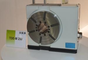 CNC rotary table TDE-M 250