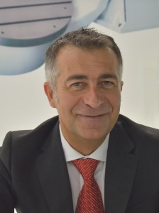 Giorgio Panatero, sales executive of Lcm Precision Technology at Castell'Alfero (AT)