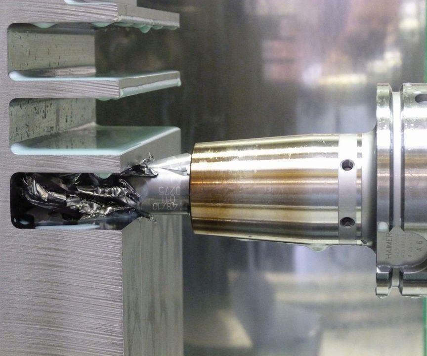 Toolholding For Heavy Duty Machining Metal Working World