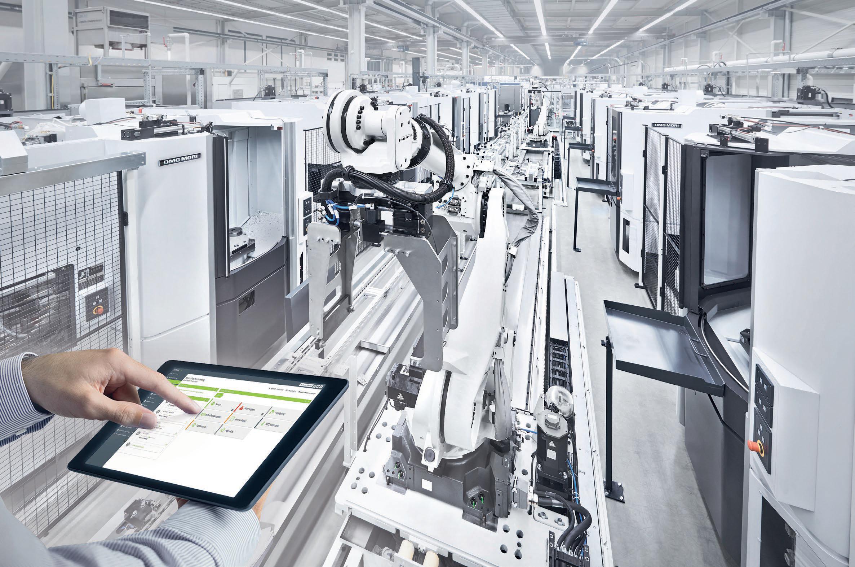 Dmg Mori Strengthens Digitized Production Mtw