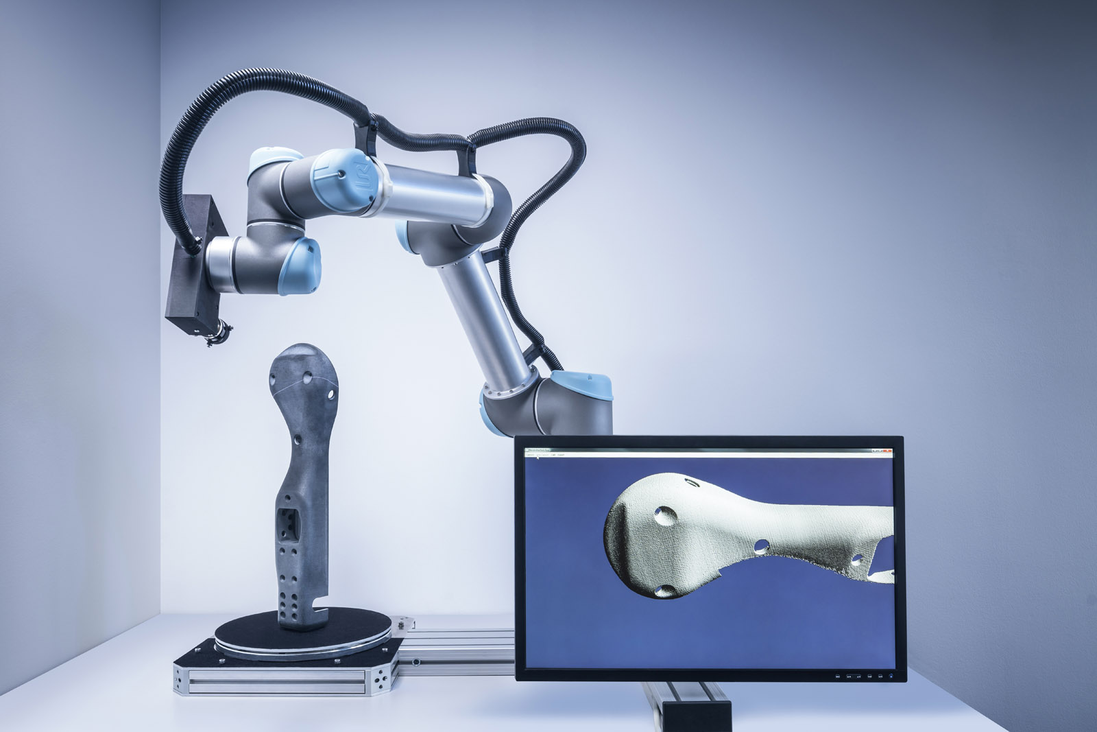 Autonomous 3D scanner supports individual manufacturing processes - Metal  Working World Magazine